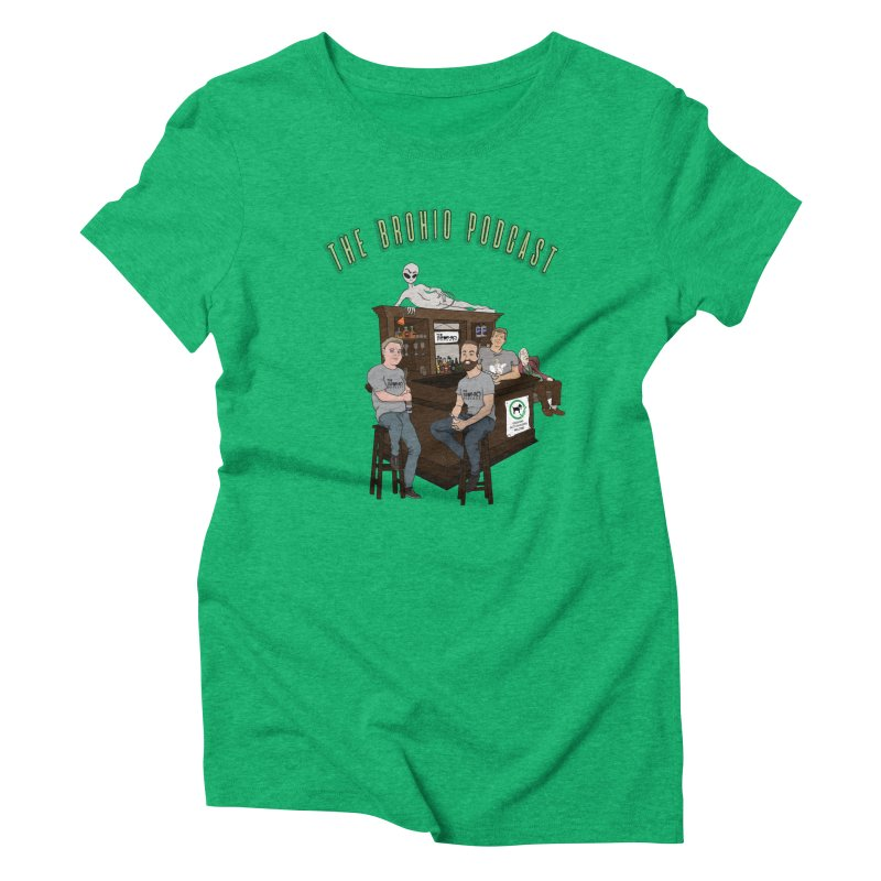 Carton with text Women's  by Brohio Merch