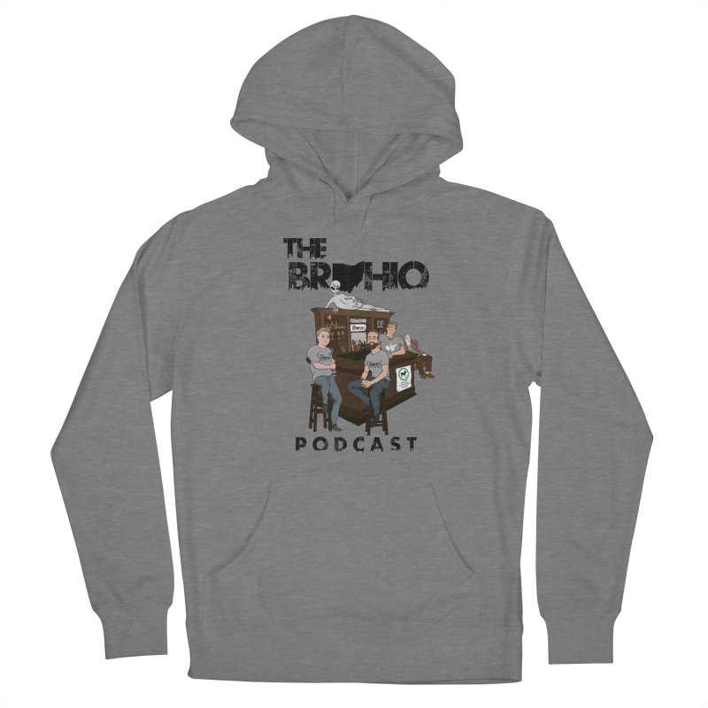 All good things Women's Pullover Hoody by Brohio Merch
