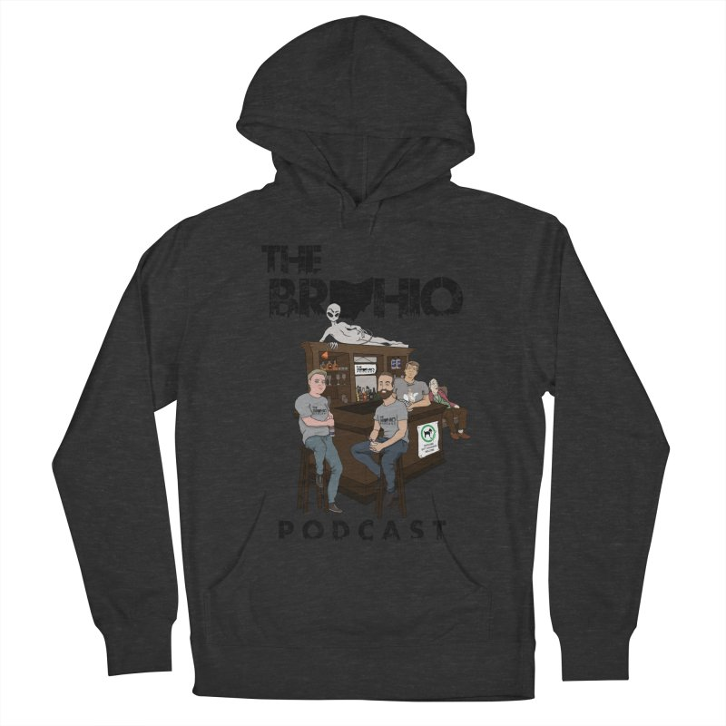 All good things Women's French Terry Pullover Hoody by Brohio Merch