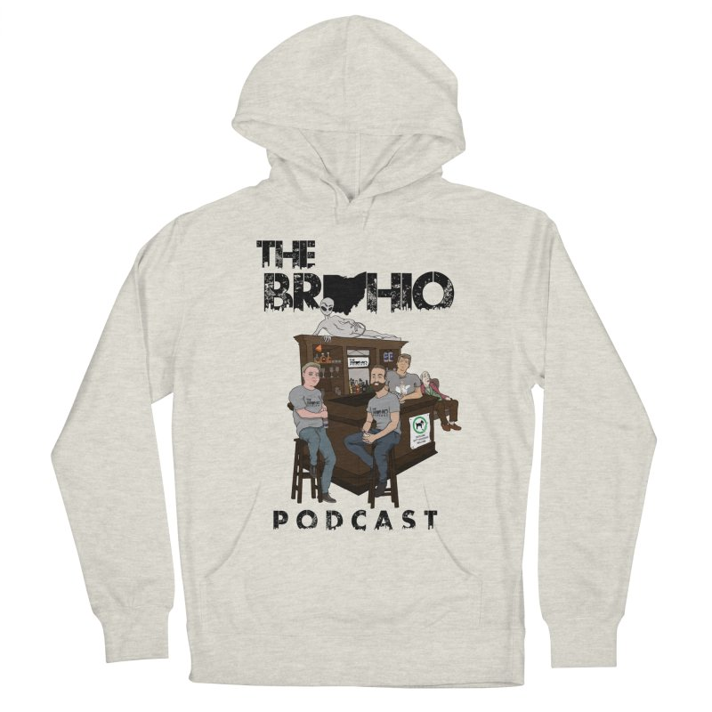 All good things Men's French Terry Pullover Hoody by Brohio Merch