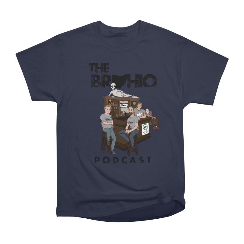 All good things Men's Heavyweight T-Shirt by Brohio Merch