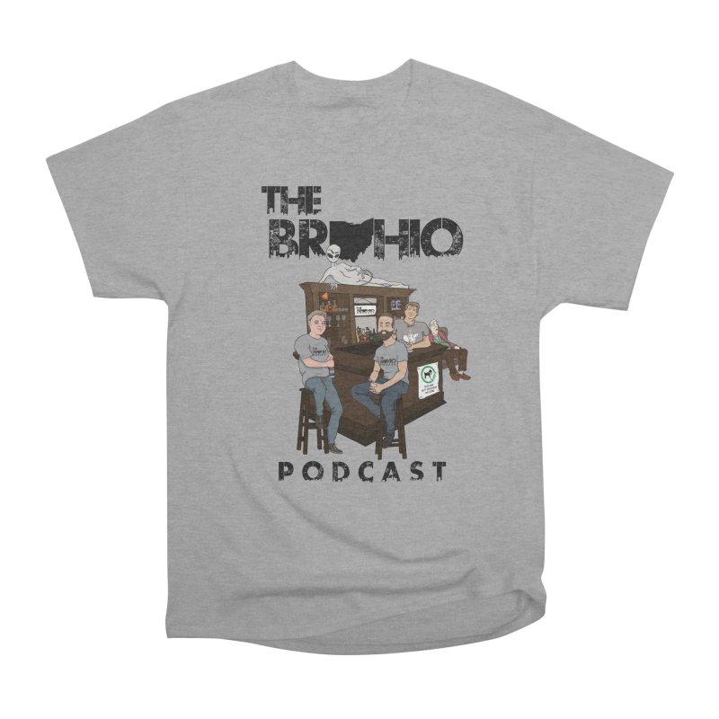 All good things Women's Heavyweight Unisex T-Shirt by Brohio Merch