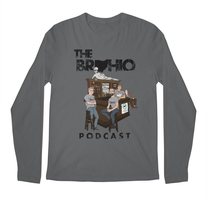 All good things Men's Longsleeve T-Shirt by Brohio Merch