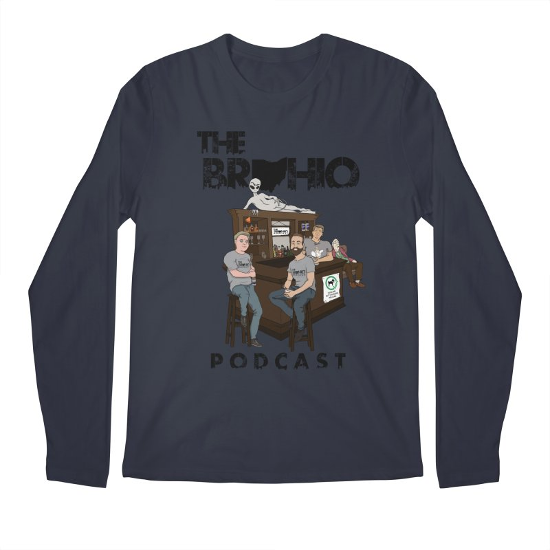 All good things Men's Regular Longsleeve T-Shirt by Brohio Merch