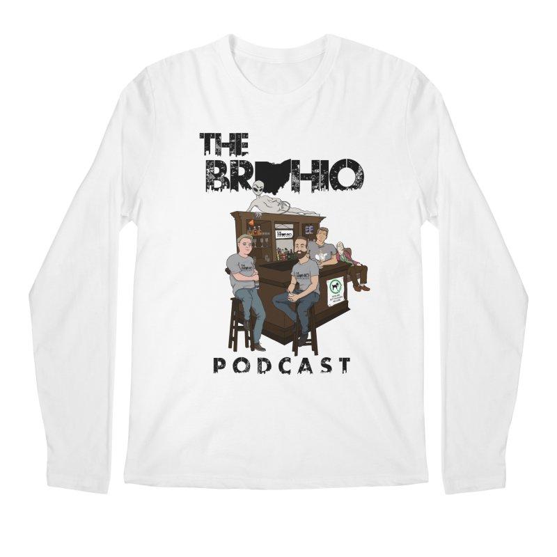 All good things Men's Regular Longsleeve T-Shirt by Brohio Merch