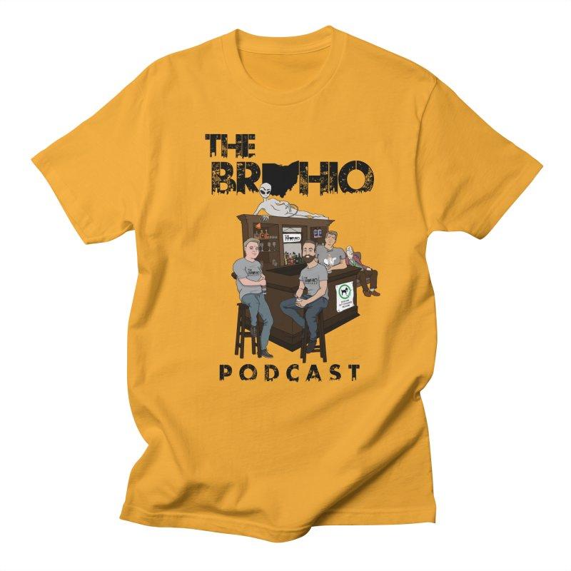 All good things Men's Regular T-Shirt by Brohio Merch