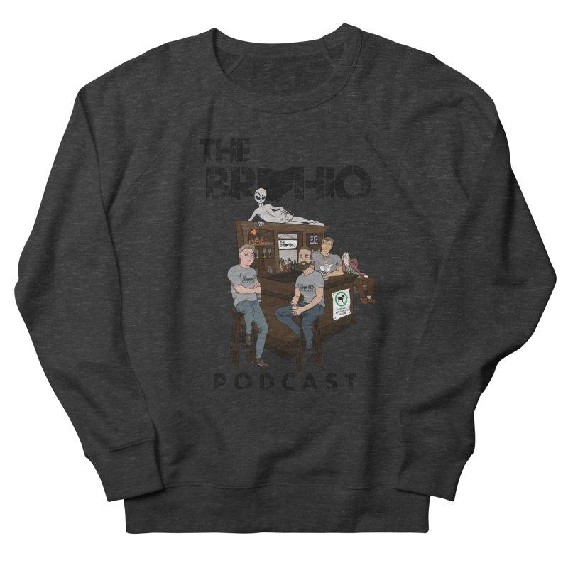 All good things Women's French Terry Sweatshirt by Brohio Merch