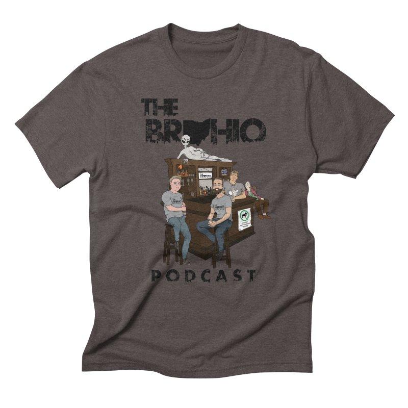 All good things Men's Triblend T-Shirt by Brohio Merch