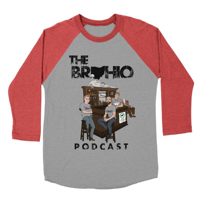 All good things Men's Baseball Triblend Longsleeve T-Shirt by Brohio Merch