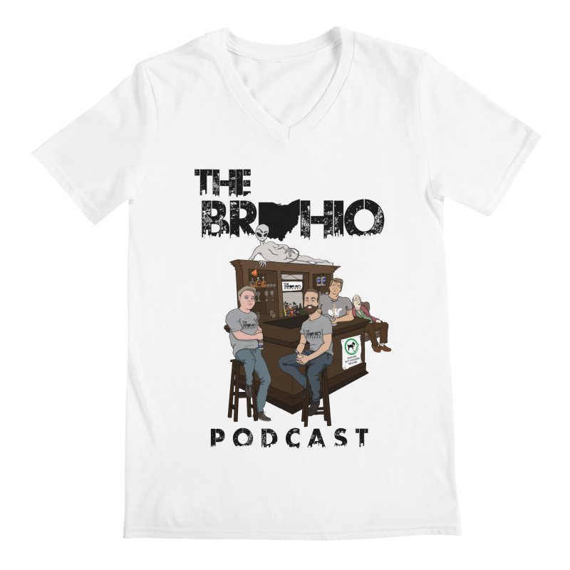 All good things Men's V-Neck by Brohio Merch