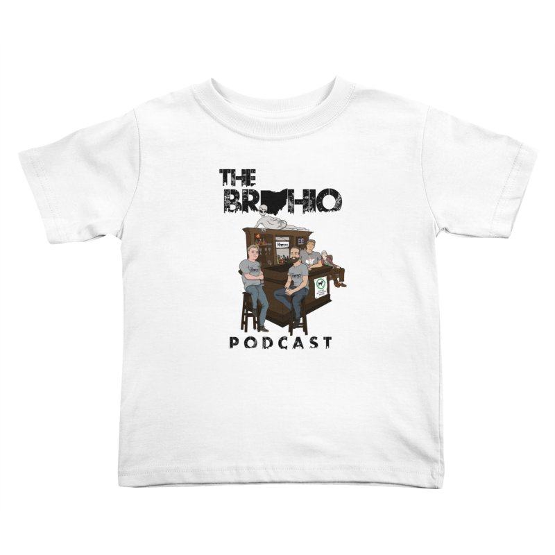 All good things Kids Toddler T-Shirt by Brohio Merch