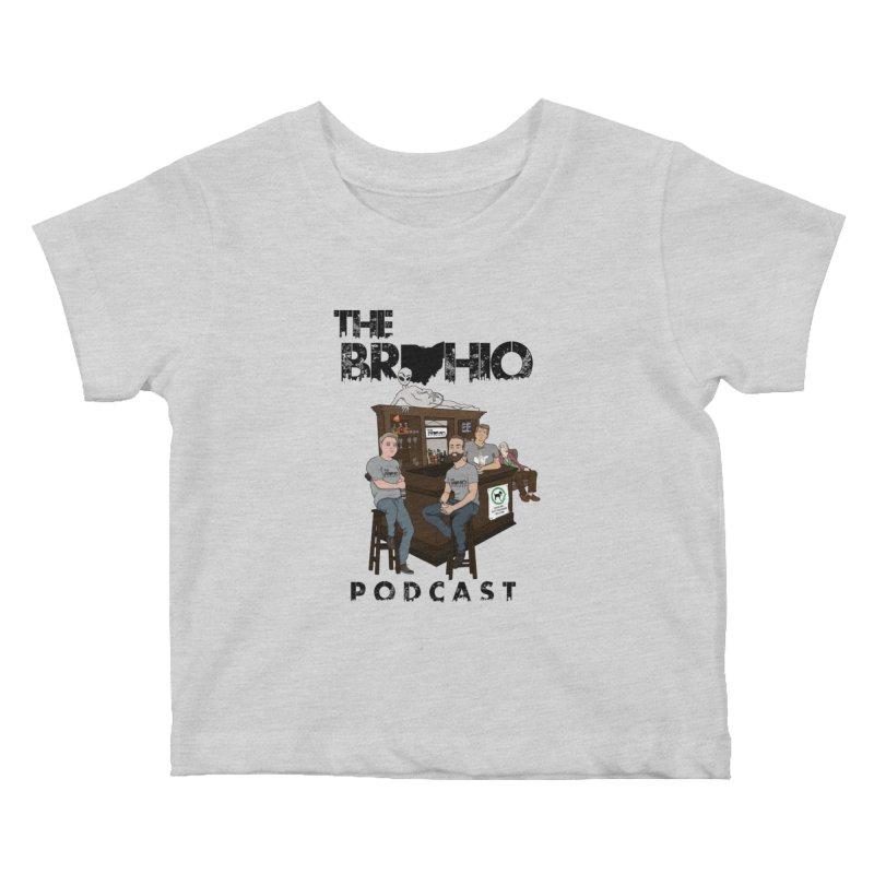 All good things Kids Baby T-Shirt by Brohio Merch
