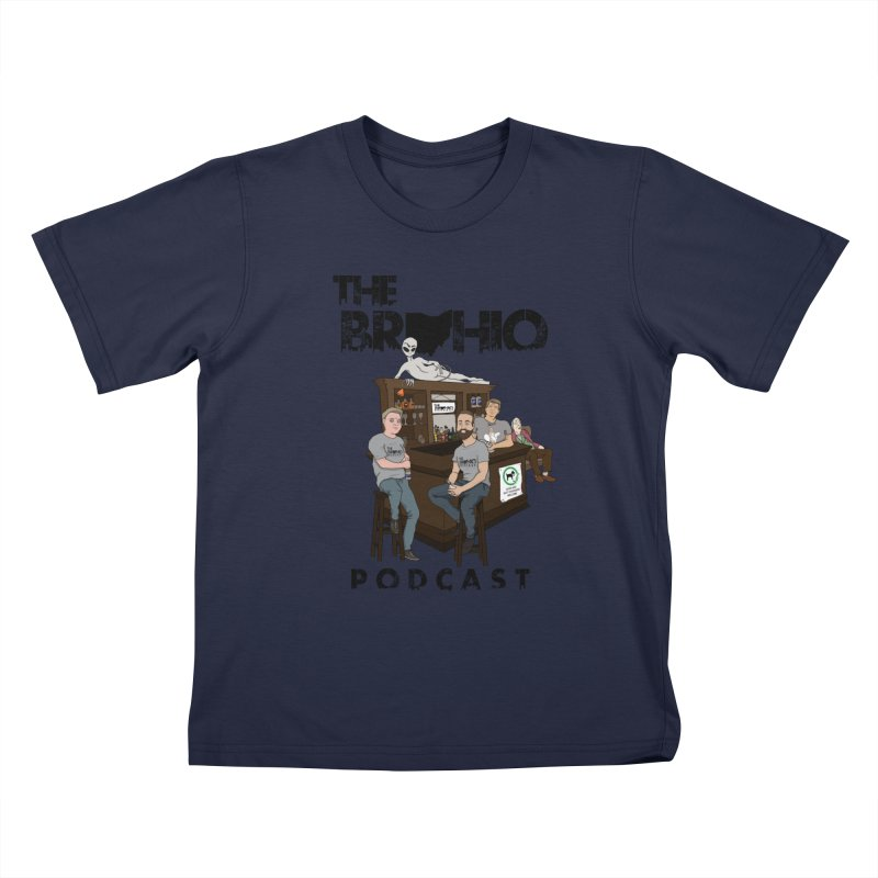 All good things Kids T-Shirt by Brohio Merch