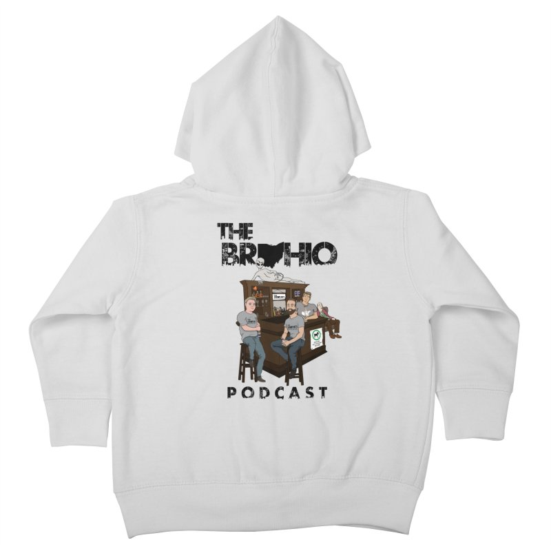 All good things Kids Toddler Zip-Up Hoody by Brohio Merch