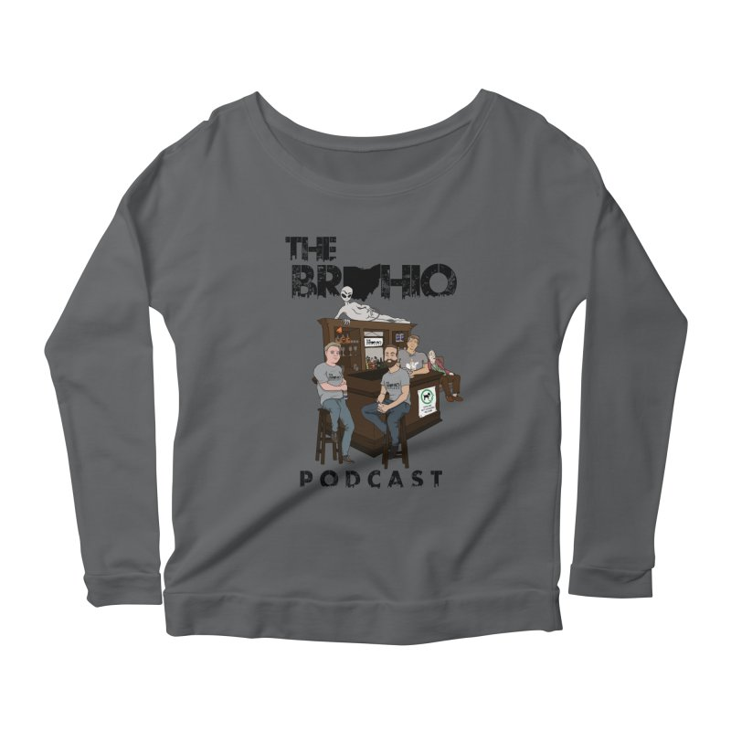 All good things Women's Longsleeve T-Shirt by Brohio Merch