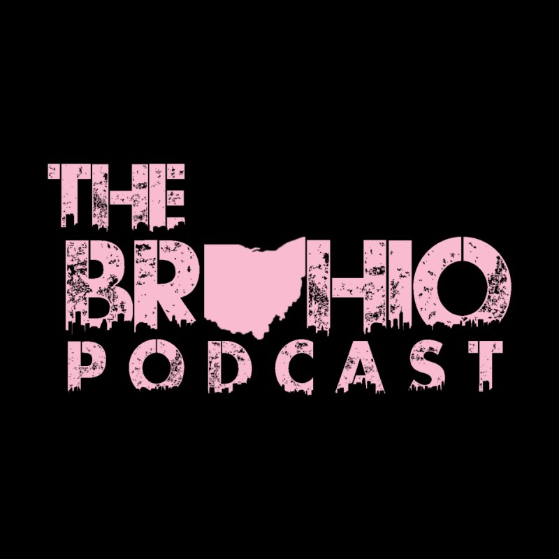 Pink logo   by Brohio Merch