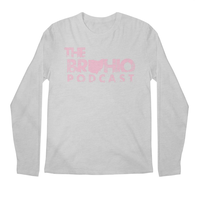 Pink logo Men's  by Brohio Merch