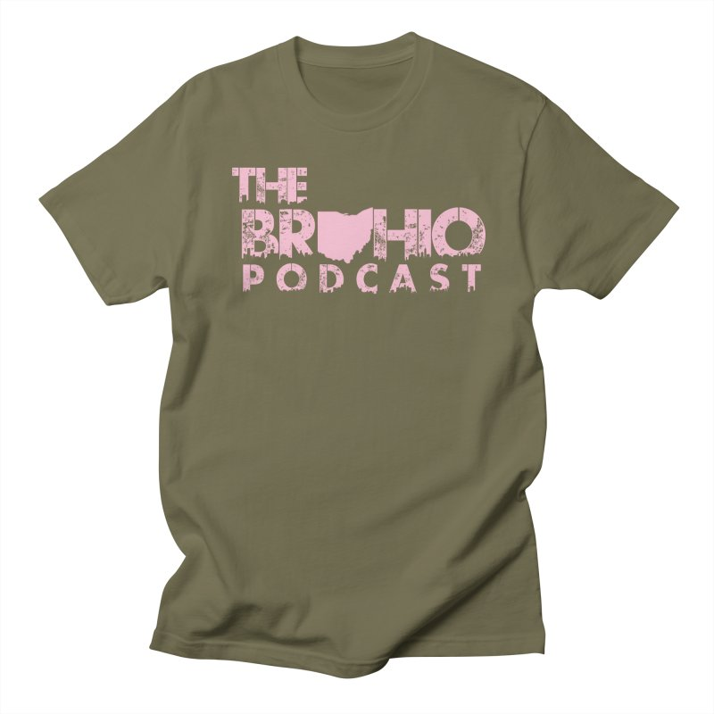 Pink logo Women's  by Brohio Merch