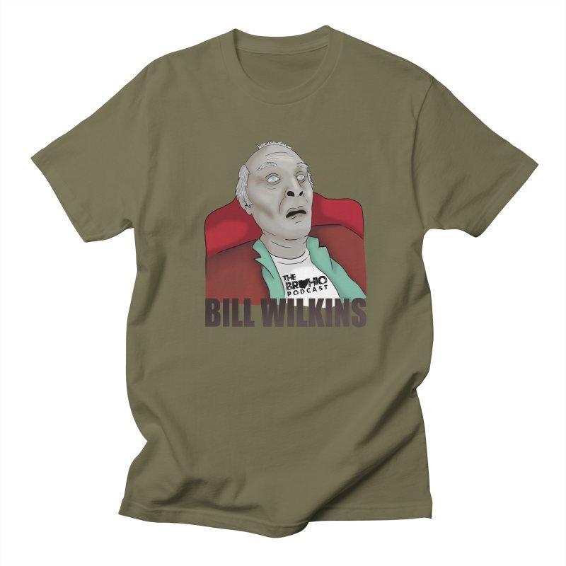 Bill F'n Wilkins Men's Regular T-Shirt by Brohio Merch