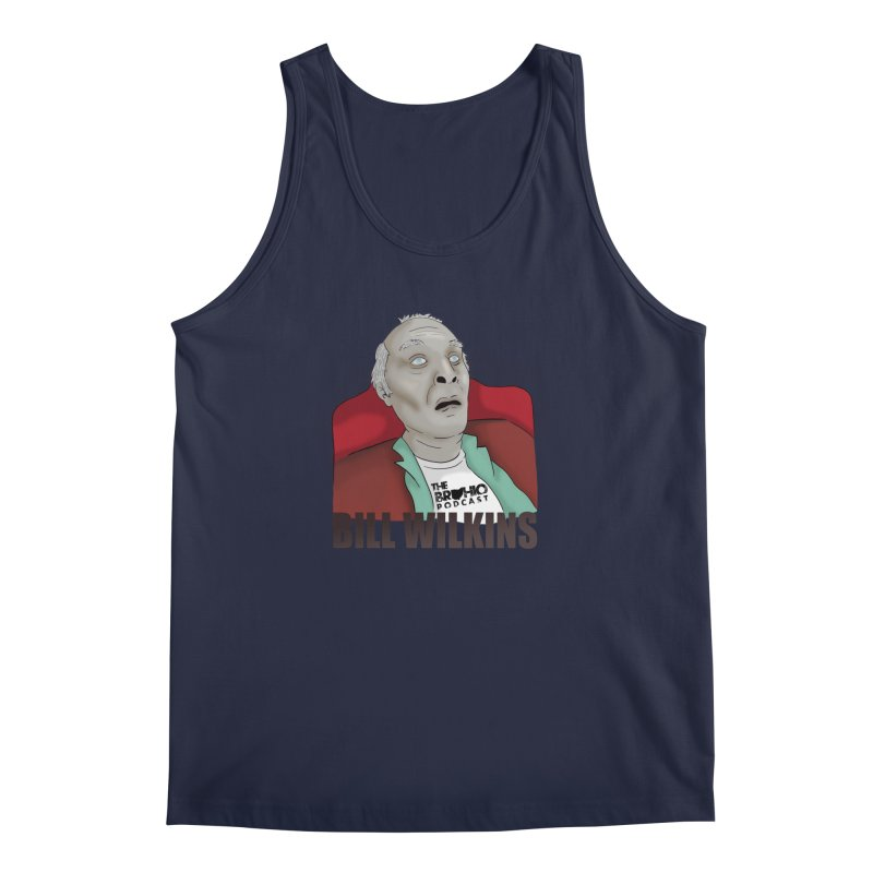 Bill F'n Wilkins Men's Regular Tank by Brohio Merch