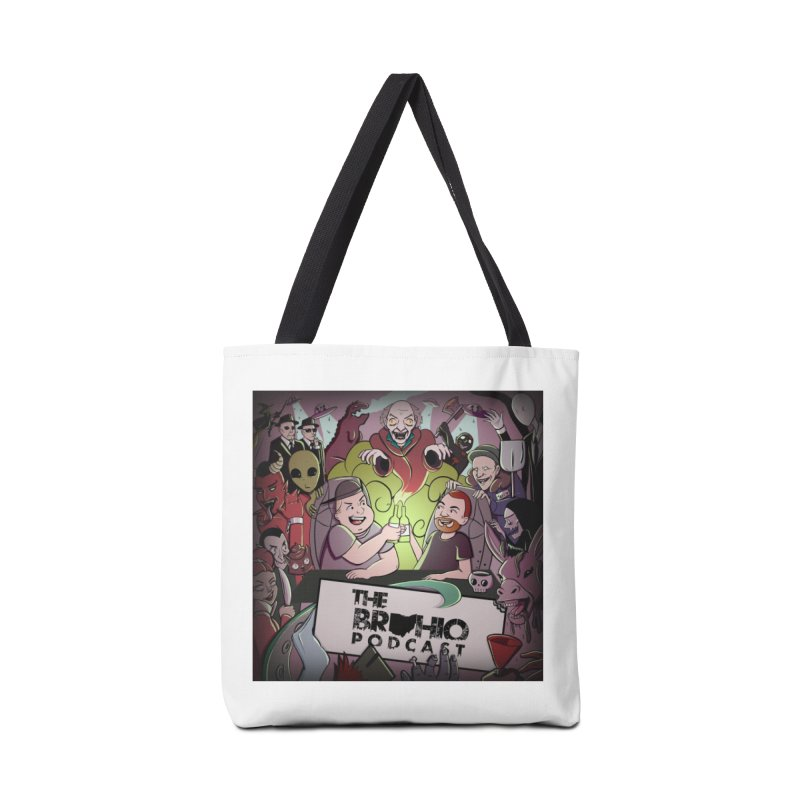 Cover Art Accessories Tote Bag Bag by Brohio Merch