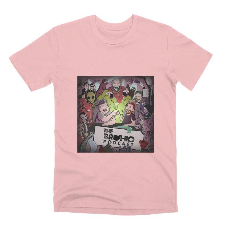 Cover Art Men's Premium T-Shirt by Brohio Merch