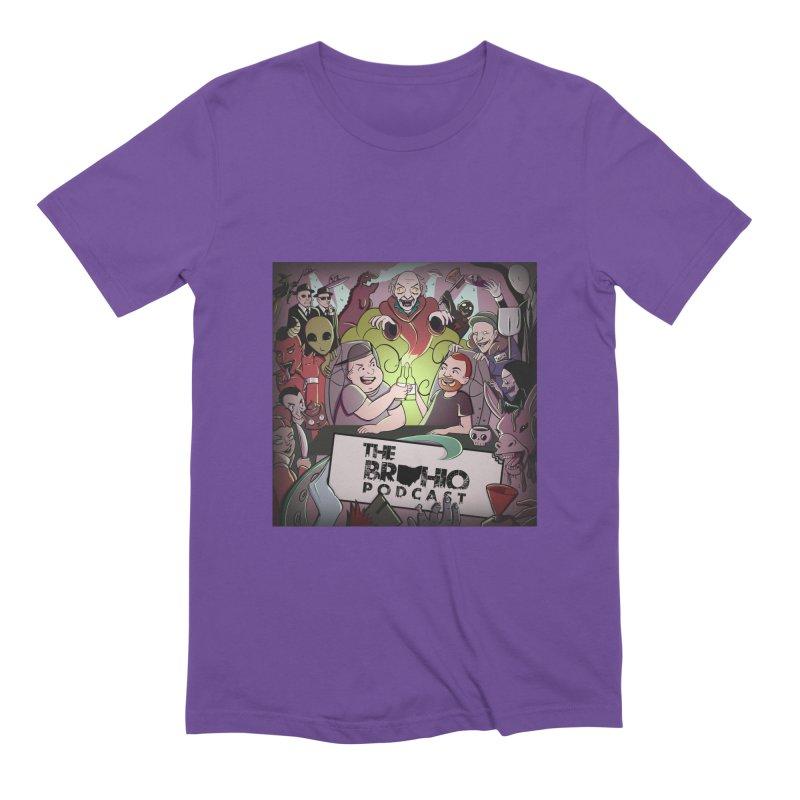 Cover Art Men's Extra Soft T-Shirt by Brohio Merch
