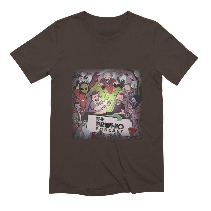 Cover Art Men's T-Shirt by Brohio Merch
