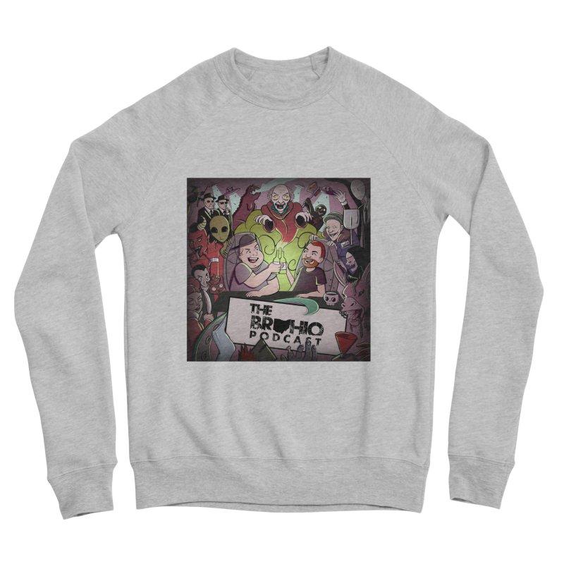 Cover Art Men's Sponge Fleece Sweatshirt by Brohio Merch