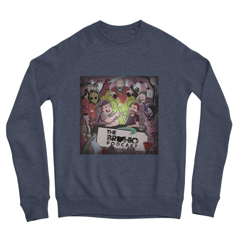 Cover Art Women's Sponge Fleece Sweatshirt by Brohio Merch
