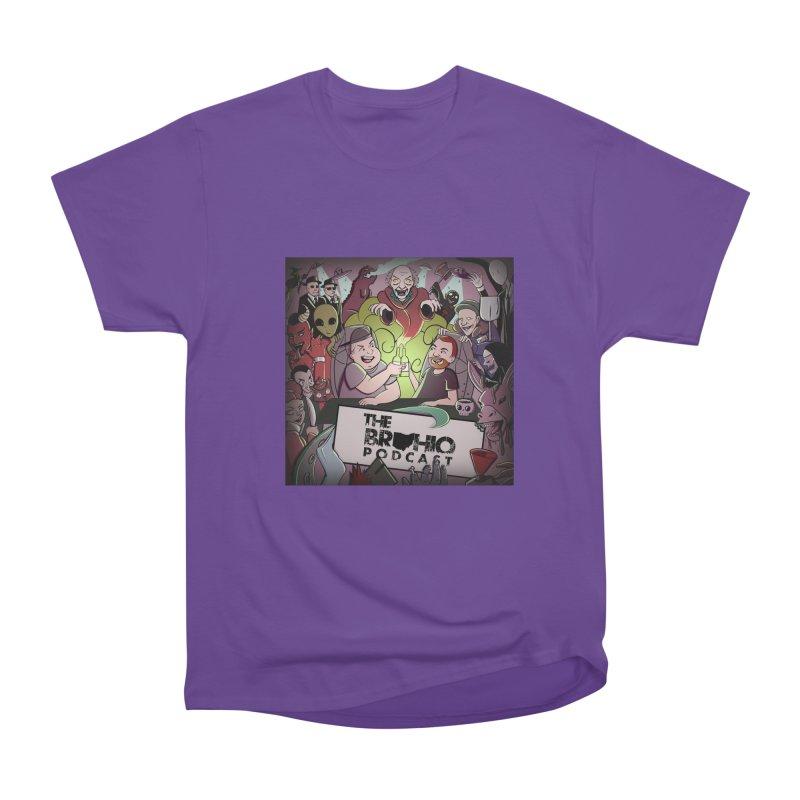 Cover Art Women's Heavyweight Unisex T-Shirt by Brohio Merch