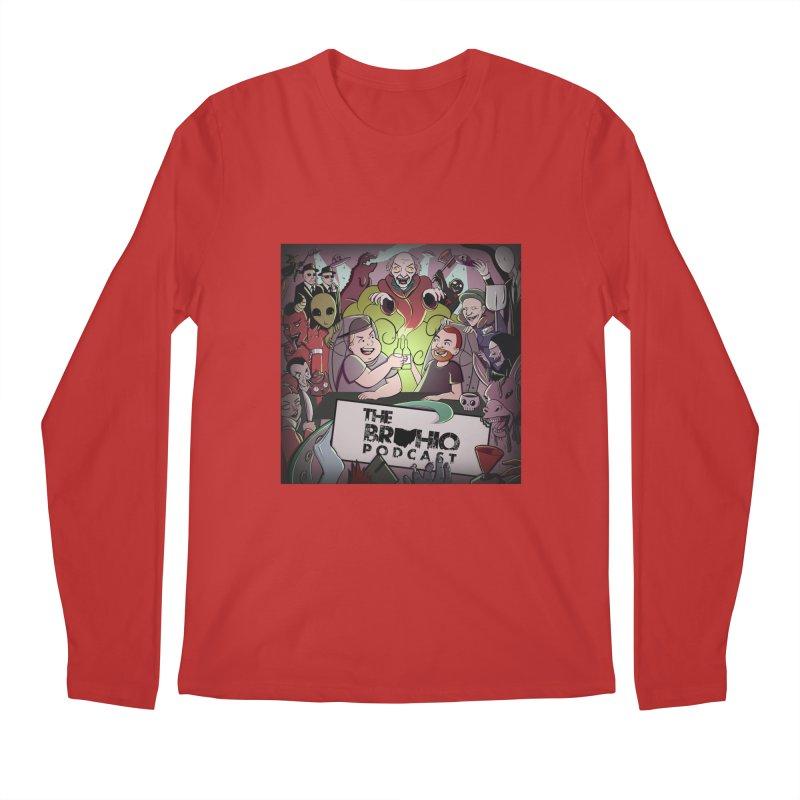 Cover Art Men's Regular Longsleeve T-Shirt by Brohio Merch