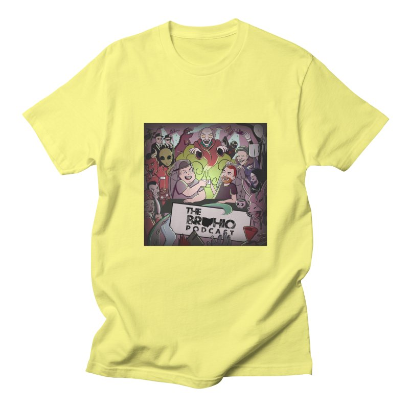 Cover Art Men's Regular T-Shirt by Brohio Merch