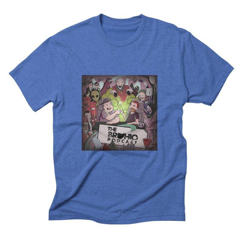 Cover Art Men's Triblend T-Shirt by Brohio Merch