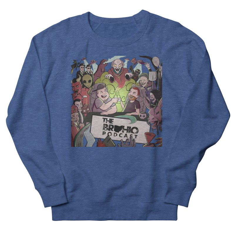 The whole gang with no background Men's Sweatshirt by Brohio Merch