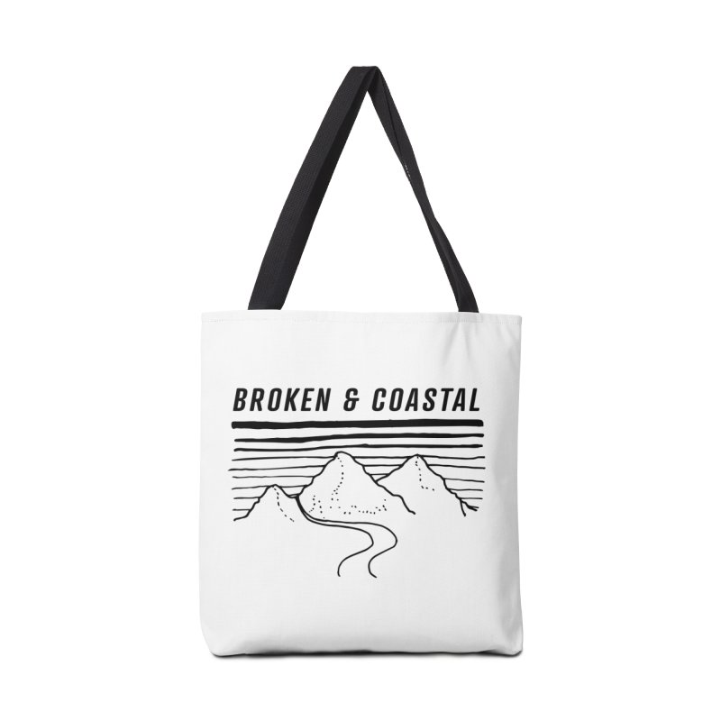 The Black Mountains Accessories Bag by Broken & Coastal