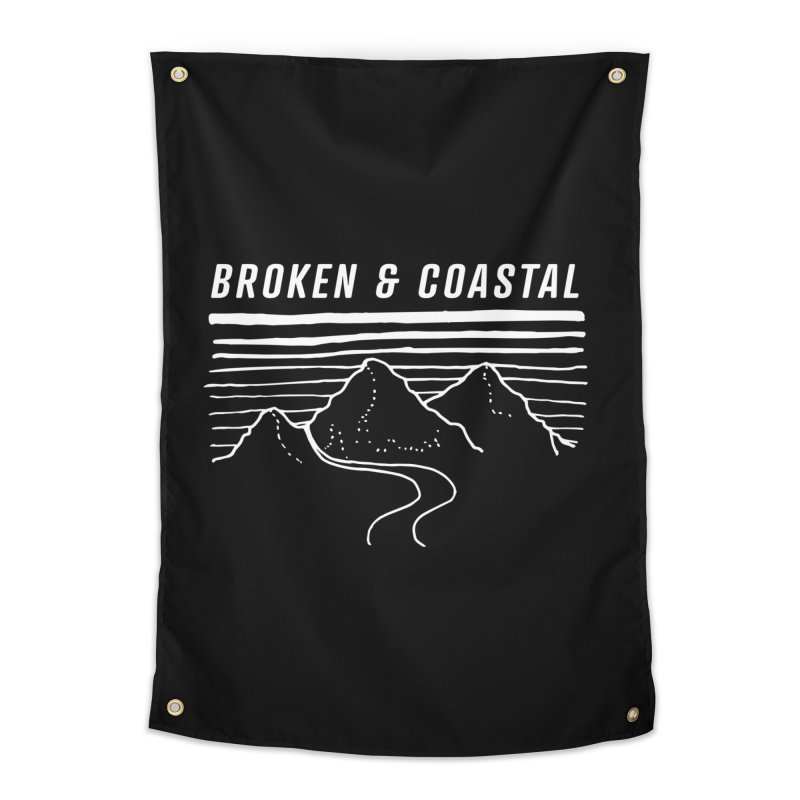 The White Mountains Home Tapestry by Broken & Coastal