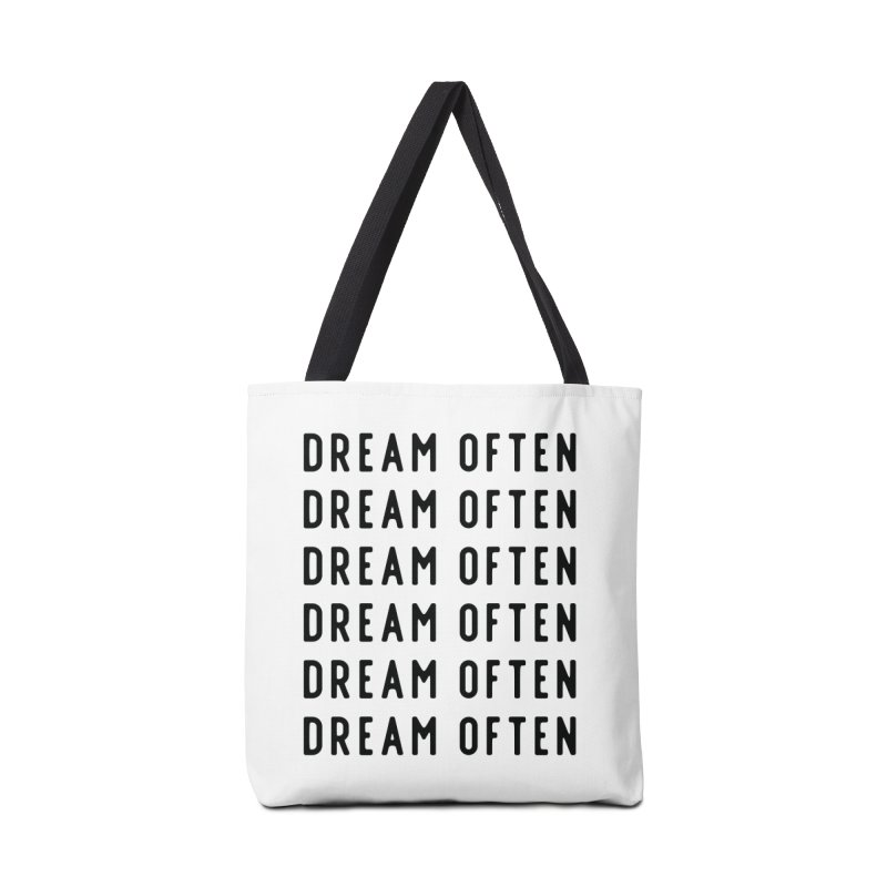 Dream Often Accessories Bag by Broken & Coastal