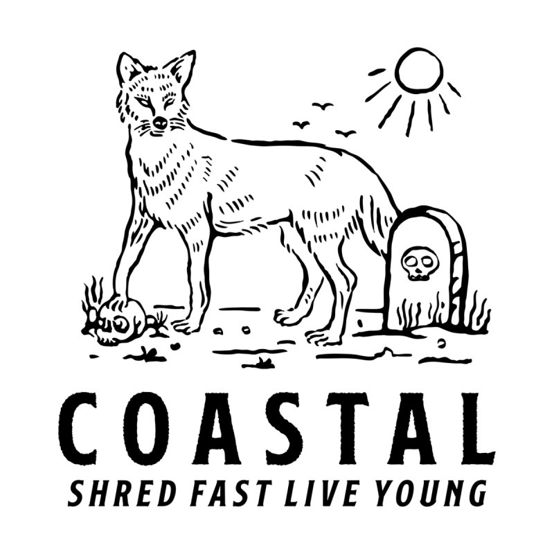 Coastal Fox by Broken & Coastal