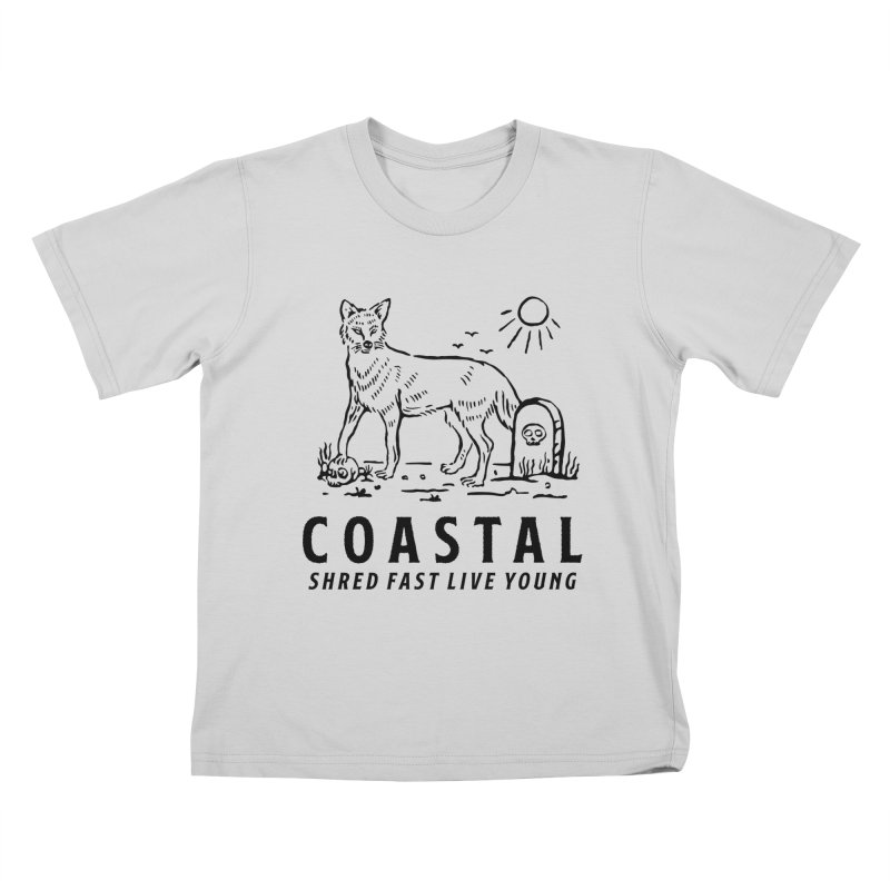 Coastal Fox Kids T-Shirt by Broken & Coastal