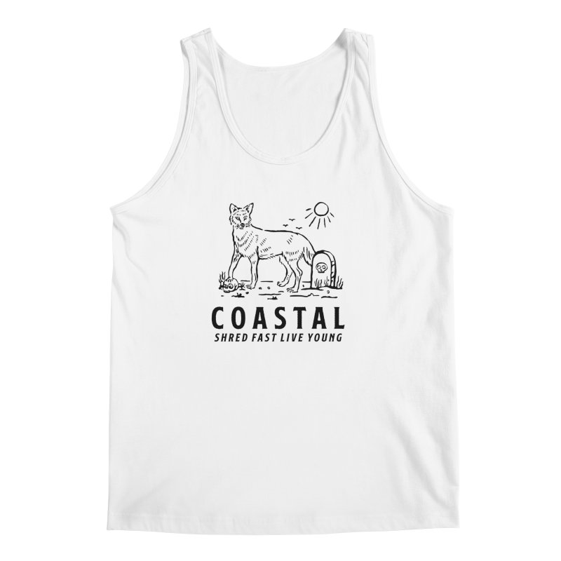 Coastal Fox Men's Tank by Broken & Coastal