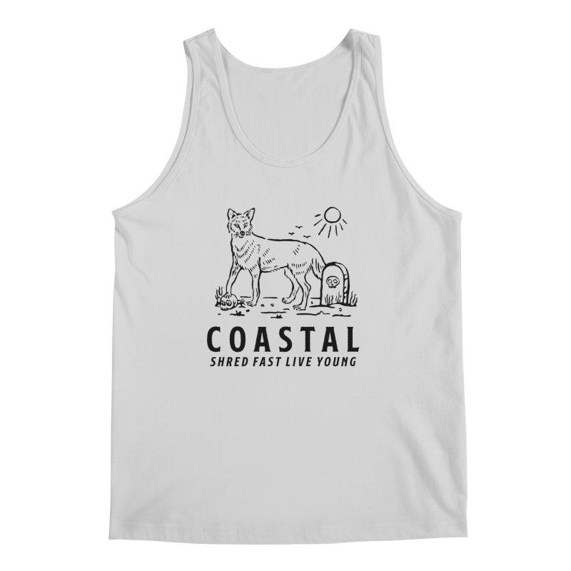Coastal Fox Men's Regular Tank by Broken & Coastal