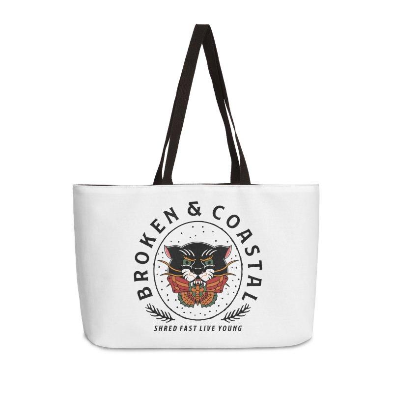 Broken Panther Accessories Weekender Bag Bag by Broken & Coastal