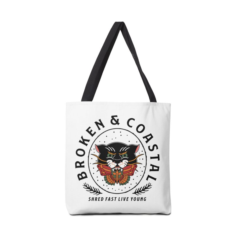 Broken Panther Accessories Bag by Broken & Coastal