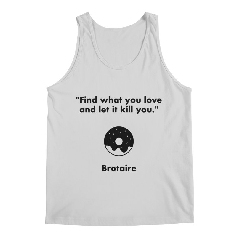 Donut Men's Tank by Brotaire's Shop