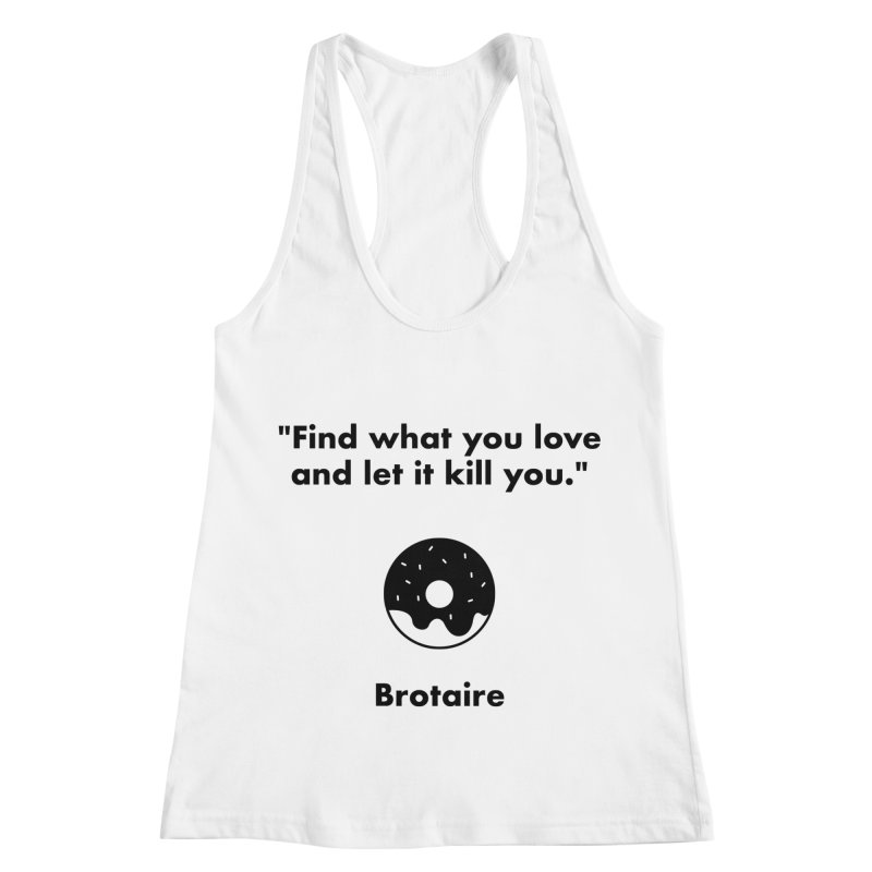 Donut Women's Tank by Brotaire's Shop