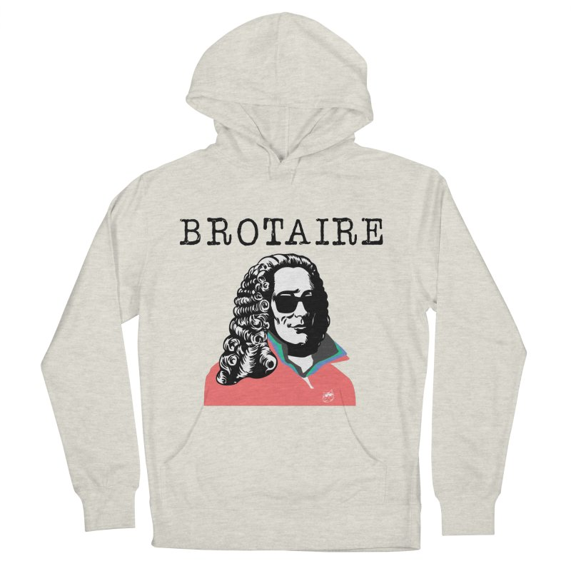 Brotaire™ Men's French Terry Pullover Hoody by Brotaire's Shop
