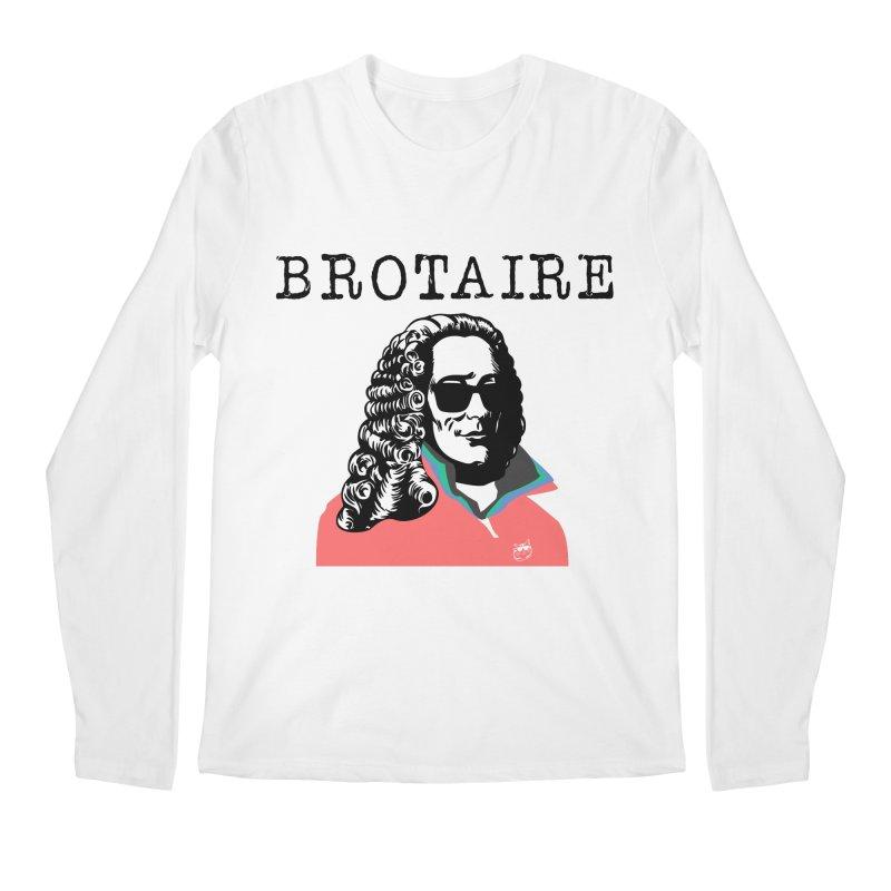 Brotaire™ Men's Regular Longsleeve T-Shirt by Brotaire's Shop