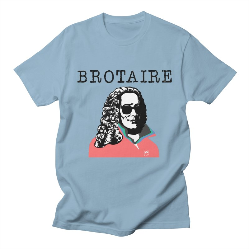 Brotaire™ Women's Regular Unisex T-Shirt by Brotaire's Shop