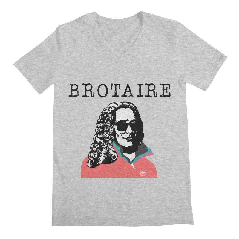 Brotaire™ Men's Regular V-Neck by Brotaire's Shop